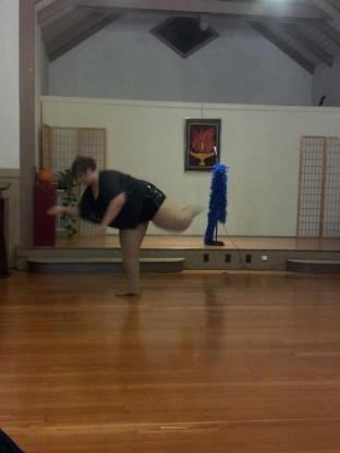 Hurts So Good, Choreography by Alanna Kelly. Photo by Elisa Cecaci